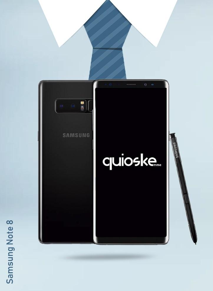 Samsung Galaxy Note 8 64GB Duos Preto