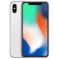 iPhone X Silver 64GB